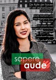 Sapere Aude, Das Magazin  24-2-17