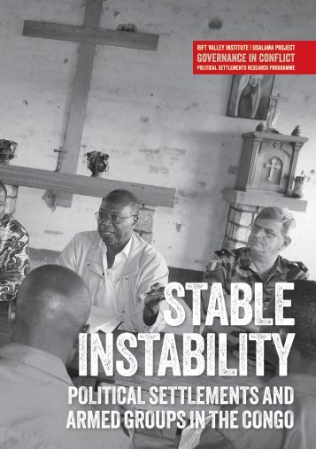 STABLE INSTABILITY