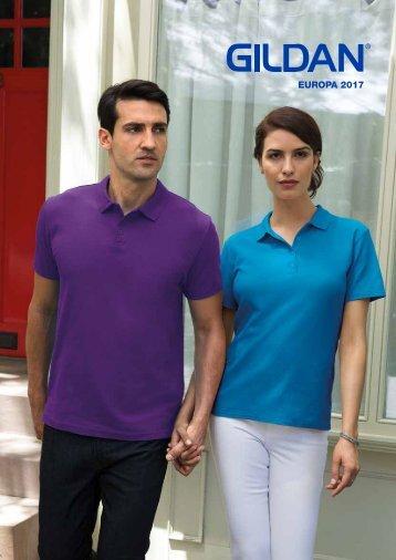 Werbetextilien Gildan, textile Werbemittel, veredelbar durch Druck oder Stick