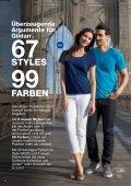 Werbetextilien Gildan, textile Werbemittel, veredelbar durch Druck oder Stick - Seite 2