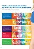 Werbetextilien Gildan, textile Werbemittel, veredelbar durch Druck oder Stick - Seite 4