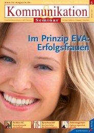 Im Prinzip EVA: Erfolgsfrauen Im Prinzip EVA - Kommunikation ...
