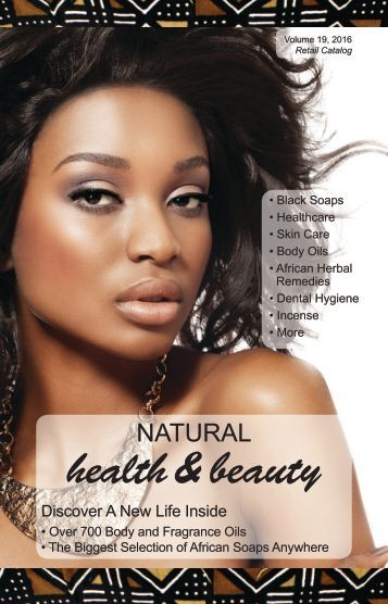Shades of Africa 2017 Health and Beauty Magazine