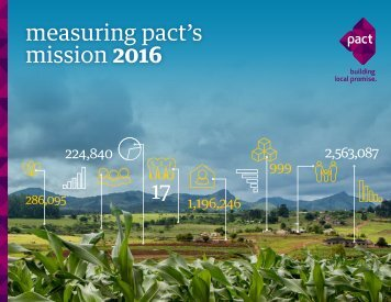 measuring pact's mission 2016 17
