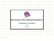 Why Hiring an Indian Wedding Photographers?