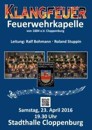 Umschlag Konzert 2016