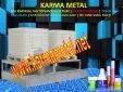 Tehlikeli kimyasal toplama kuveti Sizdirmaz atik sivi depolama paleti KARMA METAL - Page 5