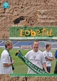3. Juli 2011 - Lobetalarbeit in Celle