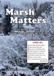 Marsh Matters Mag February 2017 - Copy