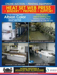 Albion Color - Thomas Industries