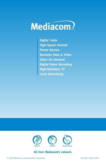 Mediacom® Phone Service