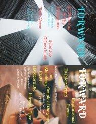 Magazine for innovators and entrepreneurs