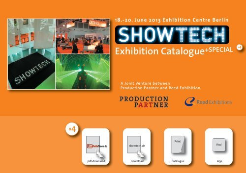 Exhibition Catalogue+SPECIAL - Ebner Verlag GmbH & Co KG