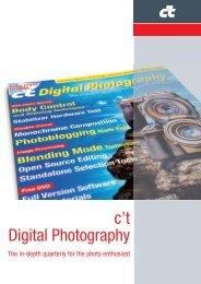 c't Digital Photography - Avani Media