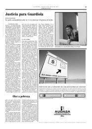 Artículos 2001 en El Mundo de Eduardo del Campo
