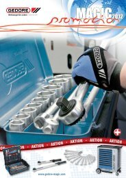 Gedore-Katalogtemplate, v2 - Taff Tool AG