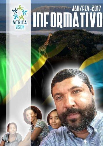 Informativo JAN/FEV 2017 - Paulo Brito - Africa Vision
