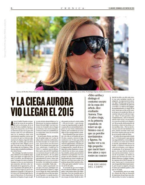 Artículos 2015 en El Mundo de Eduardo del Campo