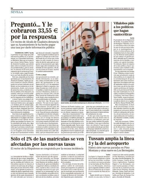 Artículos 2013 en El Mundo de Eduardo del Campo