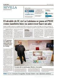 Artículos 2011 en El Mundo de Eduardo del Campo