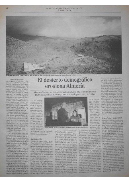 Artículos 2004 en El Mundo de Eduardo del Campo