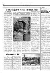 Artículos 2003 en El Mundo de Eduardo del Campo