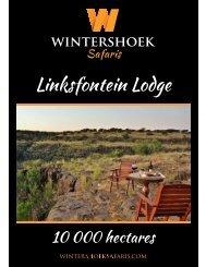 Linksfontein Safari Lodge, Douglas, South Africa