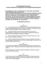 Gebührenordnung ab 160701