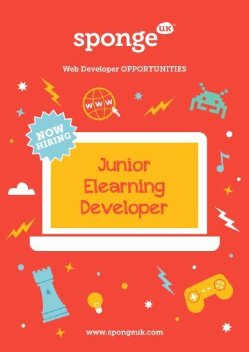 Junior Elearning Developer