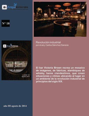 Revolución industrial por el Arq. Carlos Sánchez Saravia