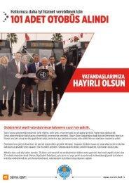 Mersin Büyükşehir Belediyesi E-Bülteni