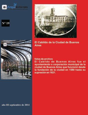 Cabildo de la Ciudad de Buenos Aires