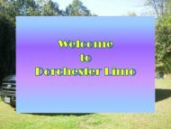 Limo Service at Dorchester Limo