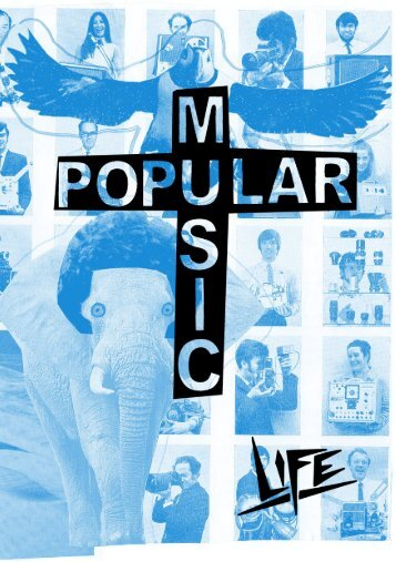 LIFE Popular Music Booklet