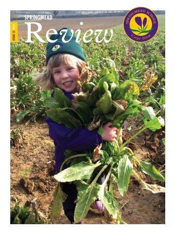 Springmead Review 2016