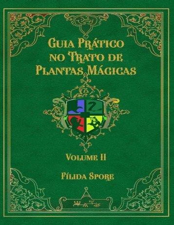 Guia prático no trato de plantas mágicas v2