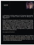 La eterna presencia de la ausencia por Carlos Sánchez Saravia - Page 4