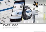 Catálogo de Control de Accesos 2017 - versión 4.5.3 (EUR – FOB Madrid)