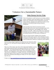 Volunteer for a Sustainable Future