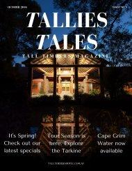 Tallies Tales Issue 1