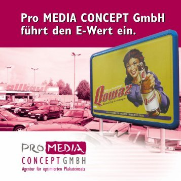 Standortübersicht am Markt - Pro Media Concept GmbH