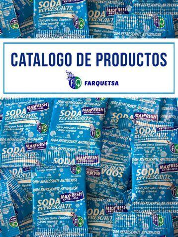 Catalogo FARQUETSA