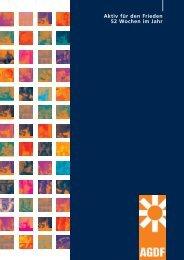 Die Kunst des Liebens - Aktionsgemeinschaft Dienst für den Frieden