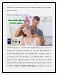 Are You Living With Neuropathic Pain-Use Lyrica - Page 3