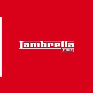 Lambretta E-Bike 2017 deutsch