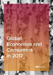 Global Economies and Consumers in 2017