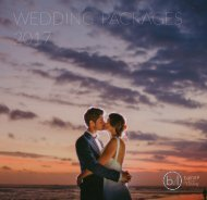 E-book Wedding Packages