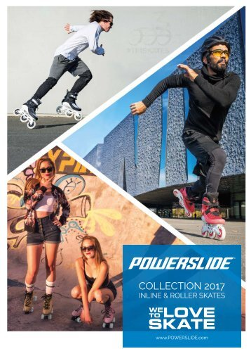Powerslide Catalogue 2017