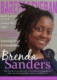 Barefoot Vegan Magazine March_April 2017 issue