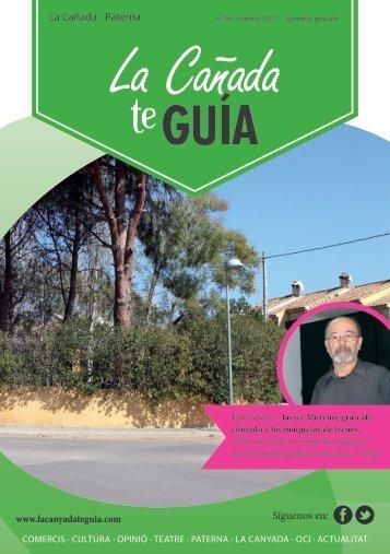 Revista Online La Canyada Te Guía 005 (Febrero 2017)